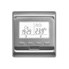 Терморегулятор RTC 51.716 серебро